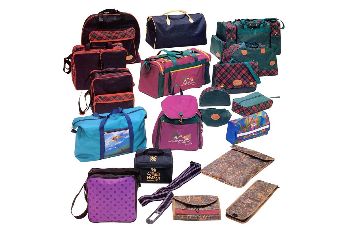 Bags for travelling people